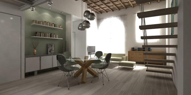 THREE LOFT IN THE CENTER OF MILAN